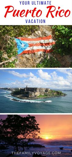 Are you ready to visit Puerto Rico? Whether you're doing solo travel or a family vacation, Puerto Rico is an easy trip. Read our blog post for the best area to stay in, where to eat and activities and things to do in Puerto Rico from San Juan to Luquillo Beach to Fajardo!