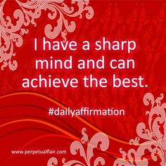 What kind of self talk and thoughts do you have?  #positivebringspositive  #dailyaffirmation