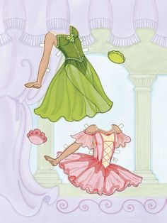 Welcome to Dover Publications Ballet Dancers Paper Dolls