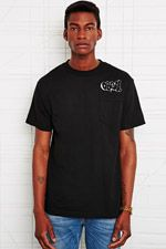 Obey X Throw Up Pocket Tee at Urban Outfitters Urban Outfitters, Pocket, Tees, Mens Tops, T Shirt, Clothes, Women, Fashion, Supreme T Shirt