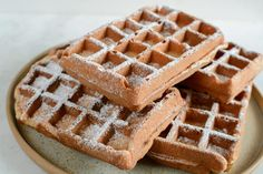 Waffles, Sweet Tooth, Breakfast, Food, Food And Drinks, Morning Coffee, Essen, Waffle, Meals