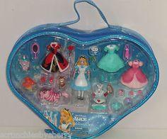 Disney Alice Wonderland Fashion Playset Cheshire Cat Dress Up ...
