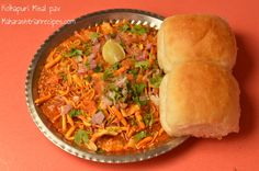 Kolhapuri misal is a spicy, delicious and protein-rich dish served for breakfast, lunch. Read the authentic recipe and learn how to make Kolhapuri misal.