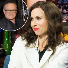 For Minnie Driver, one of the best parts of Good Will Hunting with Robin Williams took place off-. Minnie Driver, Good Will Hunting, Matt Damon, Robin Williams, Photo Galleries, Memories, Beautiful, Watch, Live