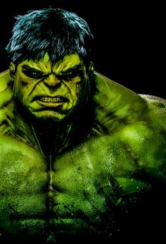 The Hulk..........