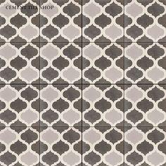 Cement Tile Shop - Encaustic Cement Tile Duquesa Multi