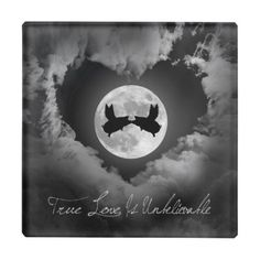 True Love Is Unbelievable-Flying Pigs Kissing Glass Coaster - love quote quotes gift idea diy special design Stone Coasters, Glass Coasters, Drink Coasters, Pig Puns, Flying Pig, Custom Coasters, True Love, Gift Quotes, Romantic Gifts