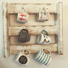 Rustic mug racks also for sale on the website!!!! For more projects and to contact me for custom made furniture, follow Kota's Wood Stack on Facebook, kotaswoodstack on Instagram or email me at kotaswoodstack@yahoo.com