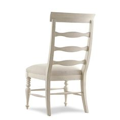 Low Price Hooker Furniture Harbour Pointe Ladderback Side Chair