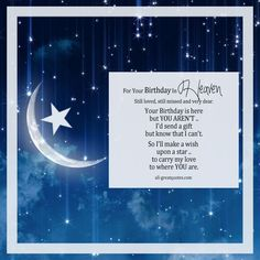 Best birthday message for dad in heaven sons 21 ideas Birthday Wishes In Heaven, Happy Heavenly Birthday, Nice Birthday Messages, Happy Birthday Mom, Birthday Images, Birthday Quotes, Birthday Verses, 70 Birthday, Birthday Parties