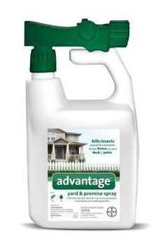 DOG FLEA SPRAYS - ADVANTAGE YARD/PREMISE SPRAY - 32 OZ - BAYER HEALTHCARE LLC - ANIMAL - UPC: 724089794437 - DEPT: DOG PRODUCTS