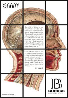 «B comics • Fucilate a strisce»: GNAM! comunicato stampa.