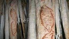 @Faye Beck, neanderthal cave drawings in the Gave of Nerja, Malaga, Spain, believe to be more than 42,300 years old!