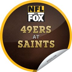 Steffie Doll's NFL on Fox Detroit Lions @ Green Bay Packers Sticker Green Bay Packers, Go Packers, Falcons Vs Saints, Saints Vs, Cincinnati Bengals, Indianapolis Colts, Dallas Cowboys, Houston Texans, Nfc Teams