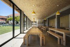 Galeria de Escola Francesa na Cidade do Cabo / Kritzinger Architects - 10