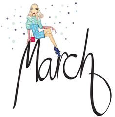 #March by Aaron Favaloro| Be Inspirational ❥|Mz. Manerz: Being well dressed is a beautiful form of confidence, happiness & politeness