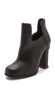 Miista Ciara Ankle Booties