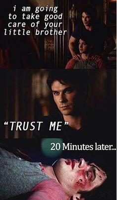 ...  Damon and Jeremy