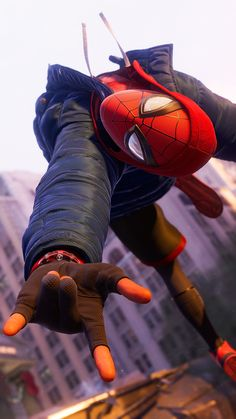 """Cryptic on Twitter: """"First shots from #MilesMoralesPS4! So happy I'm finally playing this game, expect MANY more shots #MilesMoralesPS5… """" Miles Spiderman, Miles Morales Spiderman, Black Spiderman, Spiderman Movie, Amazing Spiderman, Spiderman Marvel, Marvel Art, Marvel Avengers, Siper Man"""