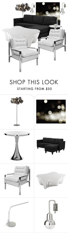 """""""Black and White Lounge 1.20.18"""" by ljackson597 ❤ liked on Polyvore featuring interior, interiors, interior design, home, home decor, interior decorating, Vermont Modern, Safavieh, Eichholtz and 3.1 Phillip Lim"""