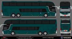 Onibus Marcopolo, Buses, Paper, Design, Paper Envelopes, Busses