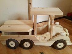 LadislavKurnota / Auto na sedenie Wooden Toys, Wooden Toy Plans, Wood Toys, Woodworking Toys