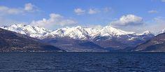 Lake Como by Rita Crane
