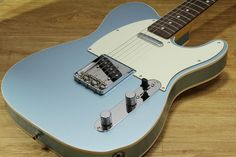 Fender / Japan Exclusive Classic 60s Telecaster Custom Ice Blue フェンダー ジャパン テレキャスター【S/N JD16000009】【渋谷店】 | イシバシ楽器店 Fender Japan, Guitars, Bass, Music Instruments, Musical Instruments, Guitar, Lowes, Double Bass