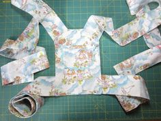 baby doll carrier pattern tutorial