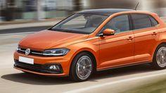 Volkswagen'in ürettiği b sınıfı otomobili Polo, Berlin'de düzenlenen etkinlikte tanıtıldı.
