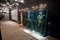 mosaic glass blocks - low-maintenance aquarium, I like it