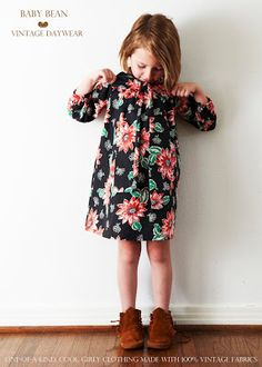 Baby Bean Vintage Fall collection is finally here...