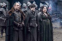 Roose, Ramsay and Walda Bolton | Game of Thrones Season 5