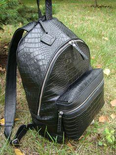 e16ac62e2f01 Рюкзаки ручной работы. Ярмарка Мастеров - ручная работа. Купить Кожаный  рюкзак…