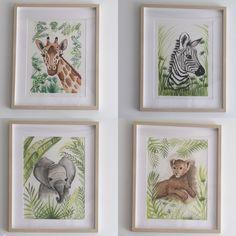 Gallery Wall, Frame, Painting, Home Decor, Pintura, Picture Frame, Decoration Home, Room Decor, Painting Art
