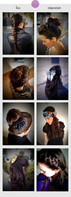 Join the Mood: HAIR STYLE