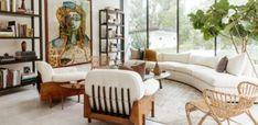 Wohnküche einrichten stilvolle Kombination von Holz und weißen Arbeitsoberflächen Home Decor Signs, Home Decor Styles, Cheap Home Decor, Home Decor Accessories, Beach Living Room, Living Room Decor, Bedroom Decor, Living Rooms, Living Spaces