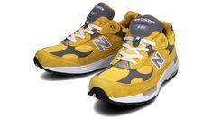 【NB公式】ニューバランス |M992BB:シューズ| New Balance【公式通販】
