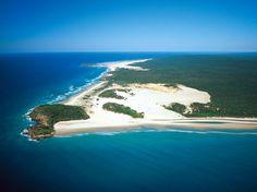 Fraser Island, QLD -  pic:Tourism QLD