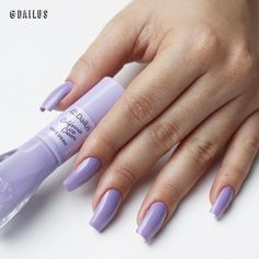 Dark nail tips videos Em Nails, Cute Nails, Hair And Nails, Purple Manicure, Manicure E Pedicure, Stylish Nails, Trendy Nails, French Gel, Finger