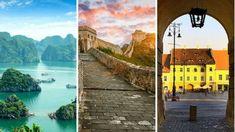 Oui, vous devrez probablement payer le billet d'avion plus cher, mais si vous choisissez judicieusement votre destination de vacance, vous dépenserez beaucoup moins d'argent pendant votre séjour. Dans cet esprit, voici quelques endroits incroyables où partir en voyage (ou vacance) avec un petit budget.