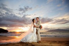 Four Seasons Maui Wedding