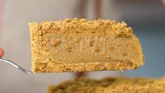 Imagem: torta de paçoca