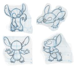 Stitch Basic Shapes- Assignment