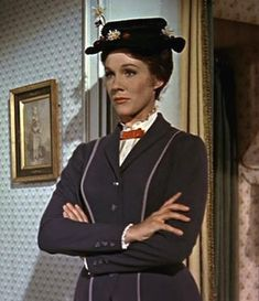 "Mary Poppins. ""In every job that must be done, there is an element of fun. You find the fun, and - SNAP - the job's a game!"""