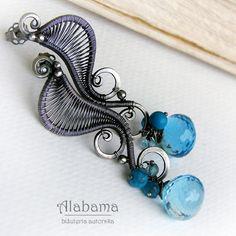 Underwater Biżuteria Kolczyki Alabama