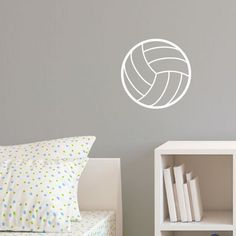 """Ideal for homes, kids rooms, and schools. Dimensions: 18"""" diameter *See our FAQ and Policies for further information about our decals and company."""