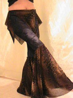 ATS Tribal Festival and Flamenco Flare Pants & skirt Set  by Apia, $59.59