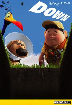 Down: The Sequel No One Wants To See.  Is it wrong laughed way too hard at this??