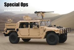 There Is Is Nothing Special About The Special Forces' Newest Truck